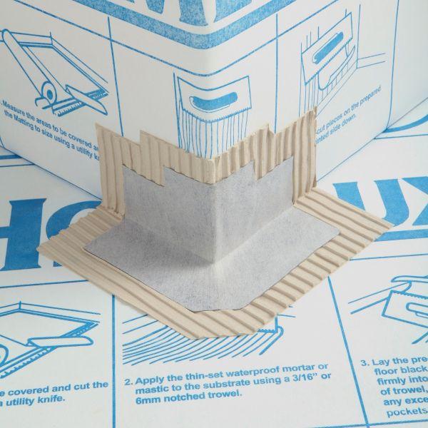 Homelux Waterproof Flexible External Corners