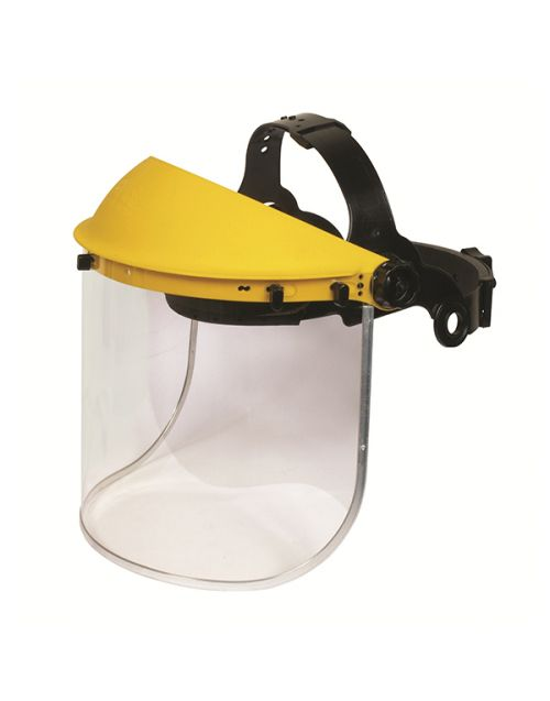 Vitrex Full Face Safety Shield