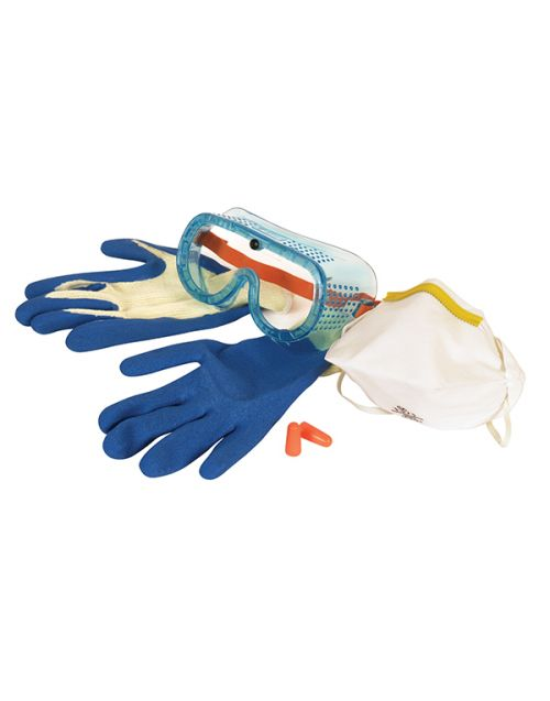 Vitrex General Purpose Safety Kit (4 Piece)
