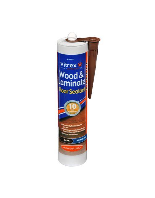 Vitrex Wood & Laminate Floor Sealant – Dark