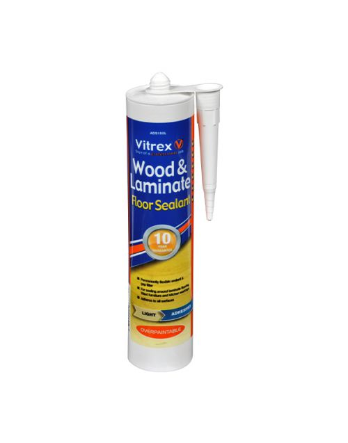 Vitrex Wood & Laminate Floor Sealant – Light