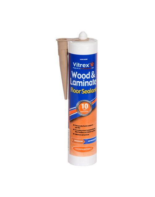 Vitrex Wood & Laminate Floor Sealant – Medium