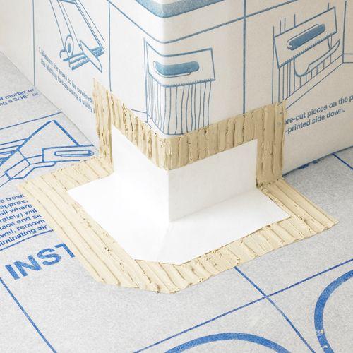 Homelux Waterproof External Corners