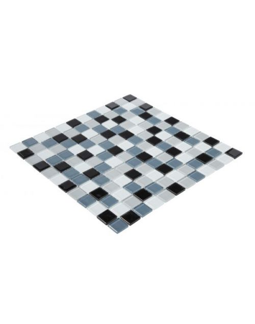 Homelux Eclipse Glass Mosaic Tile (2 Pack)