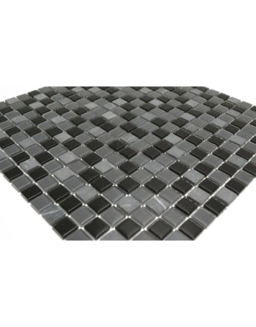 Homelux Graphite Mosaic Tile